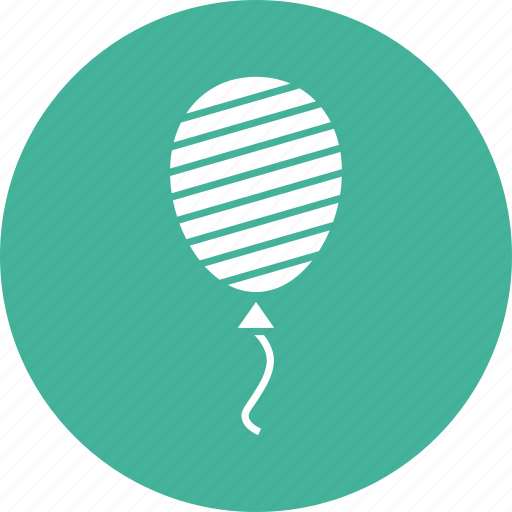 balloon, balloons, birthday, celebration, conversation, holiday, party icon