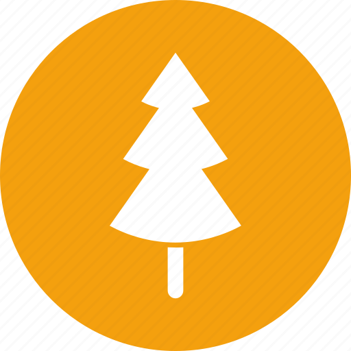 decoration, forest, garden, green, pine, tree, trees icon