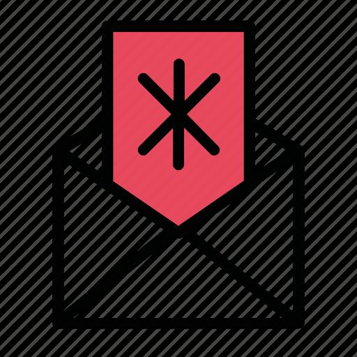 card, congratulation, ew year, letter, x-mas icon