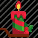 adornment, candles, decoration, xmas, christmas