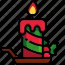 decoration, christmas, adornment, candles, xmas