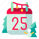 appointment, calendar, christmas, date, day, time icon