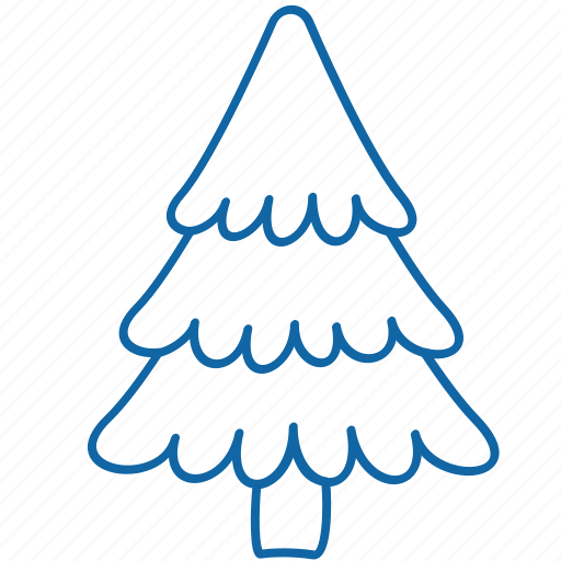 christmas, christmas tree, holyday, new year, tree icon