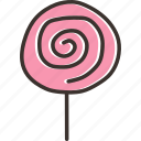 candy, celebrate, christmas, lollipop, lollypop, sugar, sweet icon