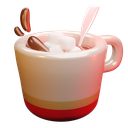 mug, hot chocolate, hot drink icon
