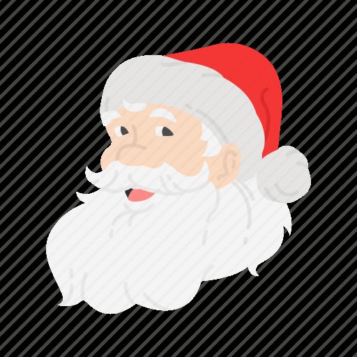 christmas, gift, santa, santa claus icon