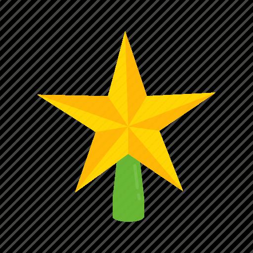 christmas decoration, decoration, ornament, star icon