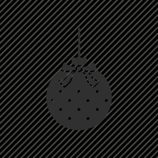 ball, christmas, decoration, ornament icon