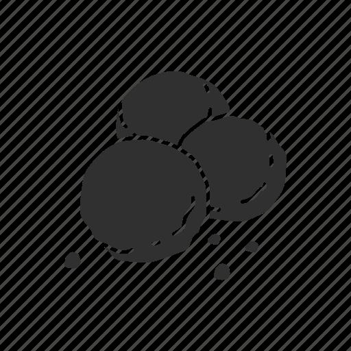 ball, snow, snow ball, winter icon