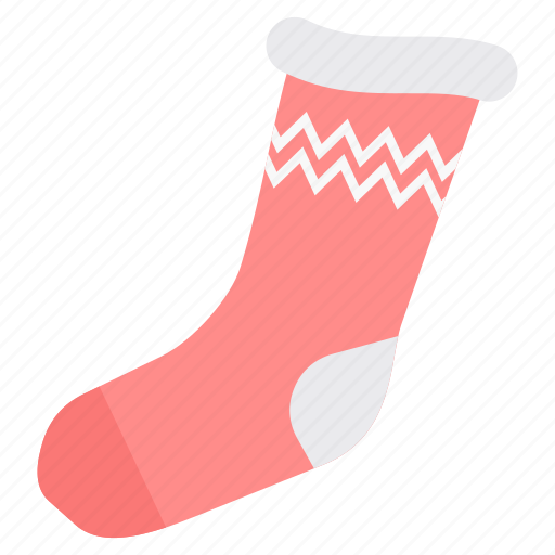 christmas, cold, socks, stocking, stockings, woollen, xmas icon