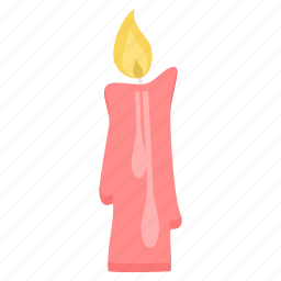 candle, christmas, fire, hope, wish, xmas icon