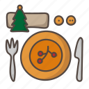 dinner, christmas, xmas, kitchen, ware