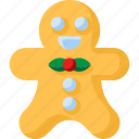 avatar, bakery, christmas, cookie, gingerbread man