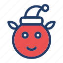 buffoon, clown, halloween, jester icon