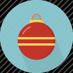 ball, christmas, circle, december, holiday, winter, xmas icon