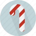christmas, circle, december, holiday, lollipop, winter, xmas icon