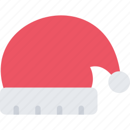 christmas, hat, holidays, new year, winter icon