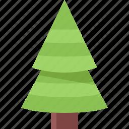christmas, fir, holidays, new year, tree, winter icon