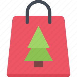 christmas, holidays, new year, pocket, winter icon