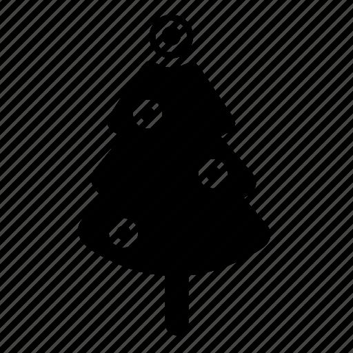 christmas, decoration, gifts, present, santa, tree, xmas icon