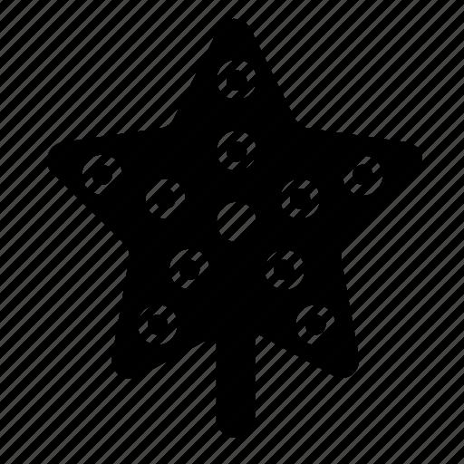 christmas, decoration, lights, star, xmas icon