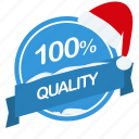 business, buy, ecommerce, payment, quality, santa, shopping icon