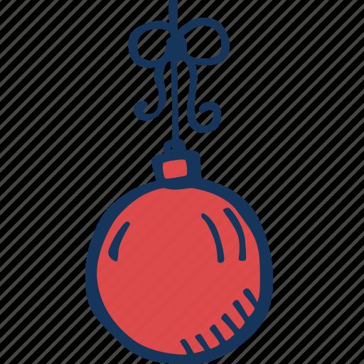 bauble, christmas, christmas tree, decoration, holiday, holidays, xmas icon