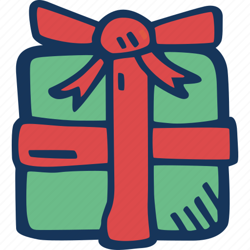 box, christmas, gift, holiday, holidays, present, xmas icon