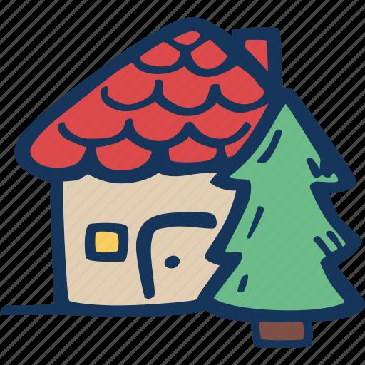 christmas, christmas tree, holiday, holidays, home, house, xmas icon
