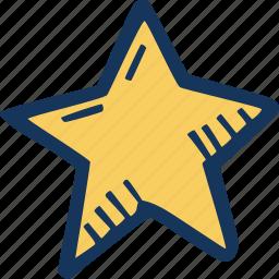award, christmas, favorite, holidays, star, xmas icon