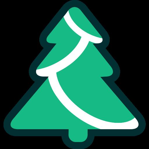 christmas, christmas tree, evergreen, tree, winter, xmas icon