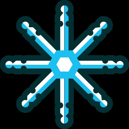christmas, flake, snow, snowflake, winter, xmas icon