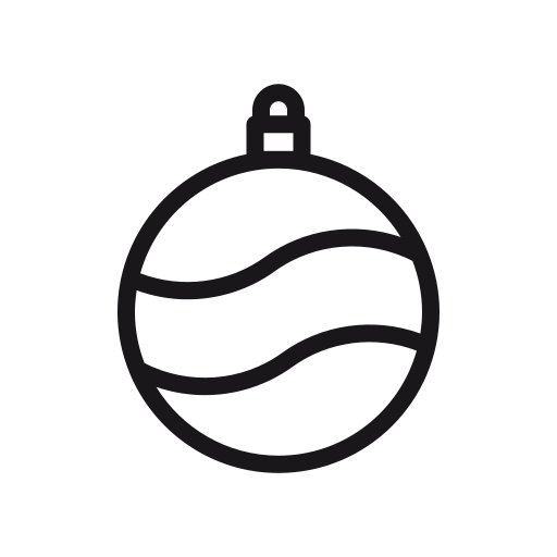 Ball, christmas, decoration icon - Free download