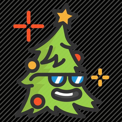 cartoon, christmas, christmas three, cute, funny, three icon