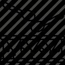 drumsticks, instrument, drum, percussion icon