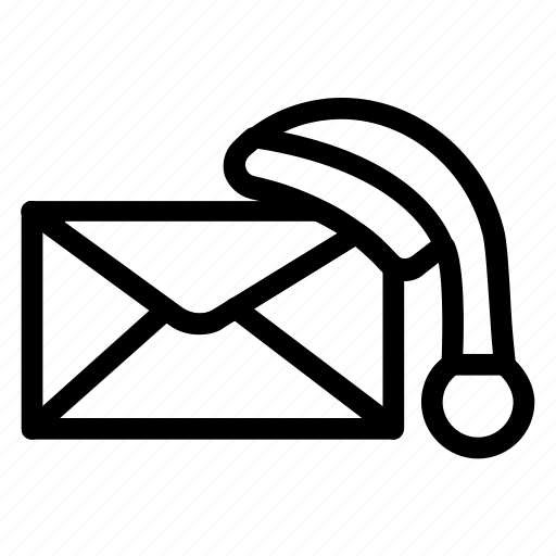 email, leter, mail, message icon