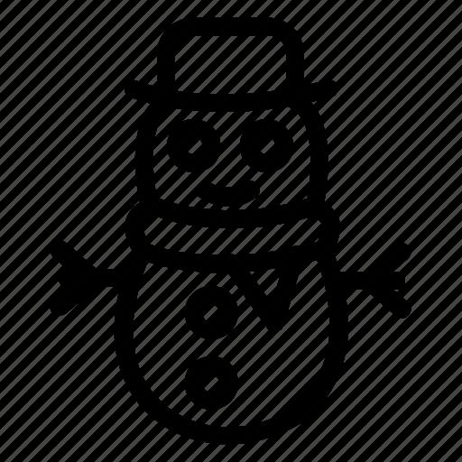 clown, halloween, joker, snowman icon