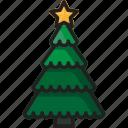 celebration, christmas, decoration, tree