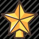 star, christmas, decoration, light