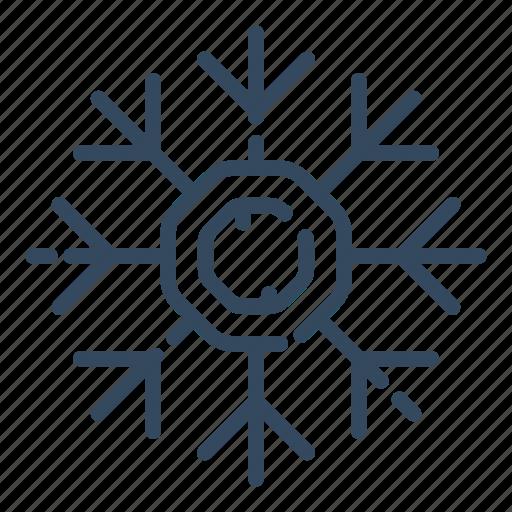 abstract, christmas, decoration, flake, snowflake, winter, xmas icon