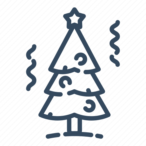 Christmas, christmastree, coniferous, forest, spruce, tree, xmas icon - Download on Iconfinder