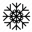 christmas, snow, snowflake, winter, x-mas icon
