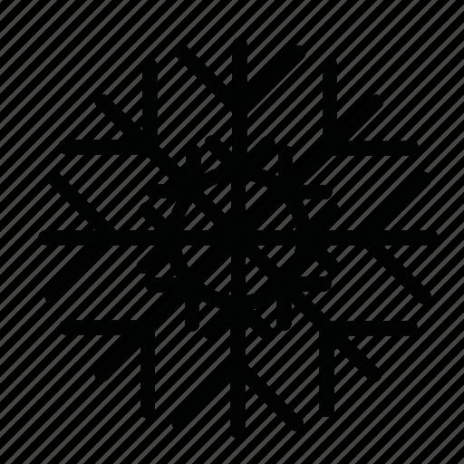 christmas, snow, snowflake, winter, x-mas icon