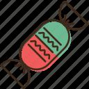 candy, christmas, holidays, winter, xmas icon