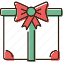 christmas, gift, holidays, winter, xmas icon