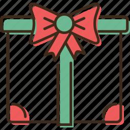 christmas, gift, holidays, winter, xmas icon