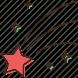 christmas, holidays, star, winter, xmas icon