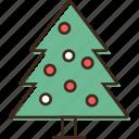 christmas, holidays, tree, winter, xmas icon