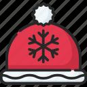 christmas, decoration, hat, holiday, xmas