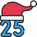 christmas, decoration, hat, winter, xmas